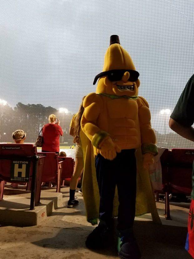 Let's go Bananas for Trees with the Savannah Bananas! @ Grayson Stadium | Savannah | Georgia | United States