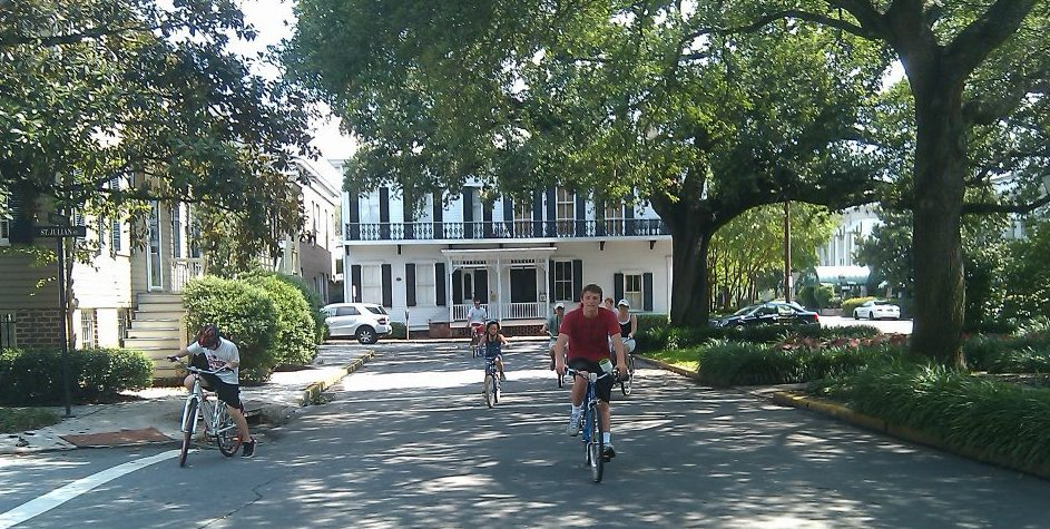 SOLD OUT: Bicycle Tour of Trees! @ Savannah Bike Tours | Savannah | Georgia | United States